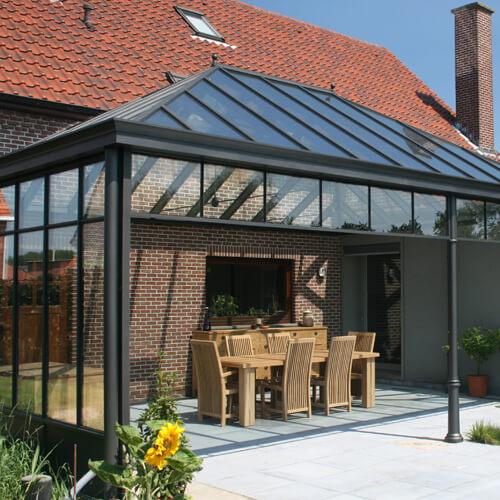De mooiste pergola 39 s overdekking overkapping pergola for Offerte veranda